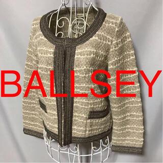 Ballsey - ★BALLSEY/ポールジィ★極美品★七分袖カーディガン38(M.9号)