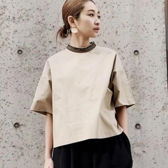 Ameri VINTAGE(アメリヴィンテージ)のヴィンテージ   シャツ レディースのトップス(シャツ/ブラウス(半袖/袖なし))の商品写真