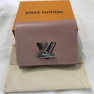LOUIS VUITTON - ルイ・ヴィトン 三つ折り財布 エピ ポルトフォイユ・ツイストコンパクト