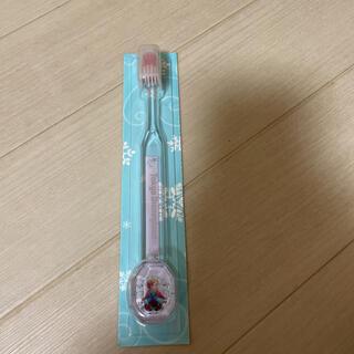 ディズニー(Disney)のアナ雪 歯ブラシ(歯ブラシ/歯みがき用品)
