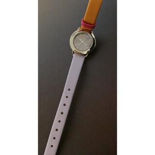 ♥️FURLA フルラ ウォッチ  腕時計  稼働品 ピンク×オレンジ