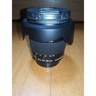 Canon - CANON ZOOM LENS EF-S 10-18mm f4.5-5.6