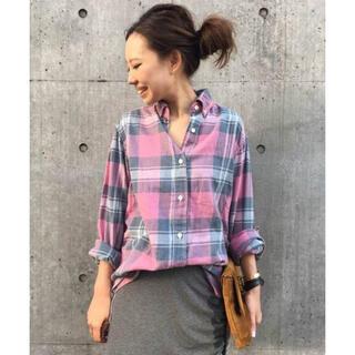 DEUXIEME CLASSE - ☆ Deuxieme Classe チェックシャツ☆