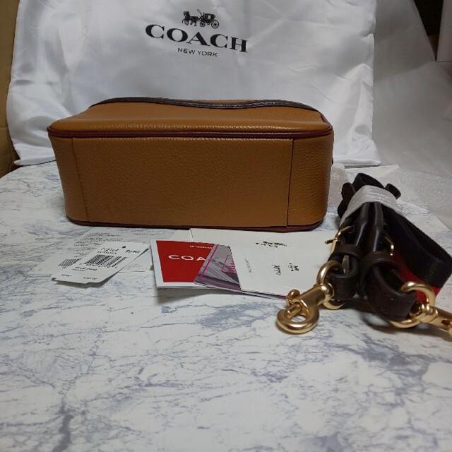 COACH(コーチ)のコーチ クロスボディバック 新品未使用  レディースのバッグ(ショルダーバッグ)の商品写真