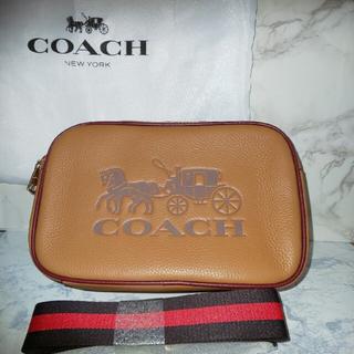 コーチ(COACH)のコーチ クロスボディバック 新品未使用 (ショルダーバッグ)