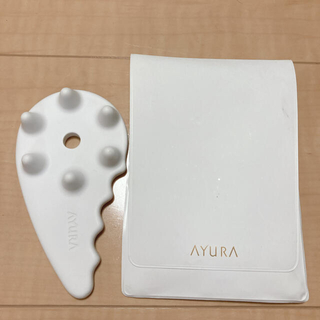 アユーラ(AYURA)のアユーラ  ビカッサヘッド&ボディプレート(フェイスローラー/小物)