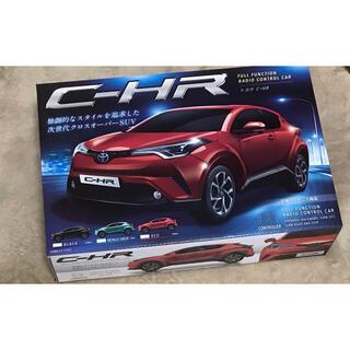 トヨタ(トヨタ)のトヨタ C-HR ラジコン 赤色ラジコンカー TOYOTA(ホビーラジコン)