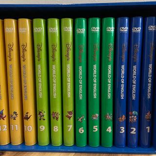 ディズニー(Disney)のディズニー英語システム(キッズ/ファミリー)