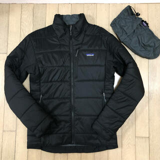 patagonia - パタゴニア メンズ・ハイパー・パフ・ジャケット Mくらいのサイズ感 収納袋付き