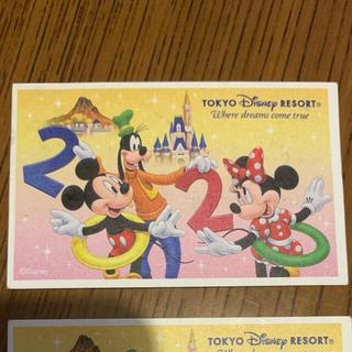 ディズニー(Disney)の2020 ディズニー チケット 使用済み(遊園地/テーマパーク)