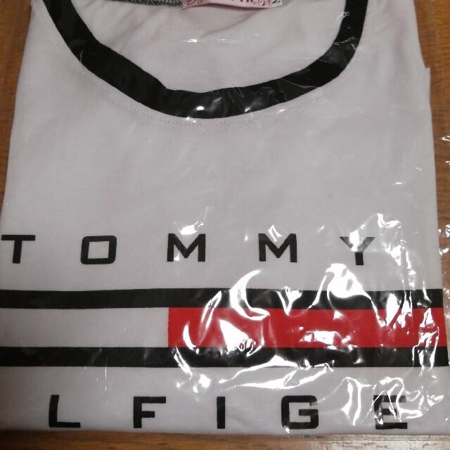 TOMMY HILFIGER(トミーヒルフィガー)のTOMMY HILFIGER  半袖Tシャツ  M トミーヒルフィガー メンズのトップス(Tシャツ/カットソー(半袖/袖なし))の商品写真
