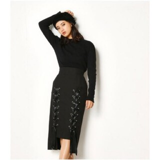 SLY - FRONT LACE UP MANISH SK