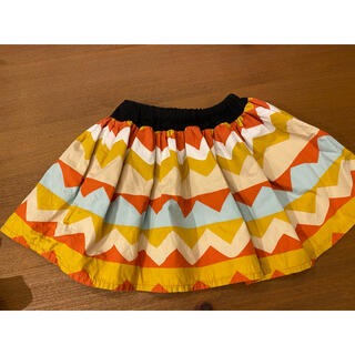 フタフタ(futafuta)のfutafuta スカート 80センチ(スカート)