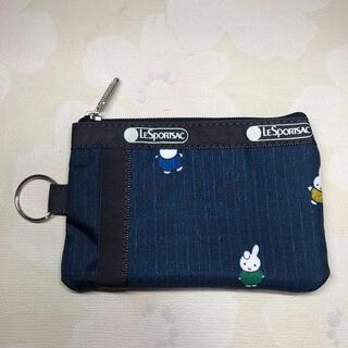 レスポートサック(LeSportsac)のレスポートサック コインケースポーチミッフィー電車カードケース(コインケース/小銭入れ)