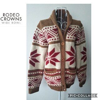 ロデオクラウンズ(RODEO CROWNS)の【ロデオクラウンズ】アウター(その他)