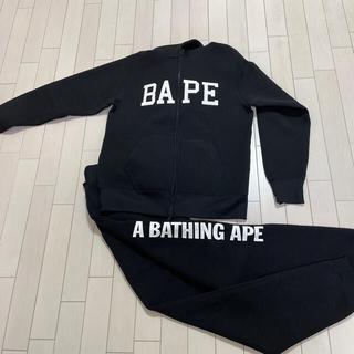 A BATHING APE - セットアップ