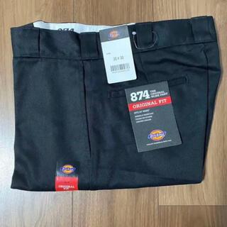 ディッキーズ(Dickies)の新品 US規格 ディッキーズ874 ワークパンツ 黒30×30(ワークパンツ/カーゴパンツ)