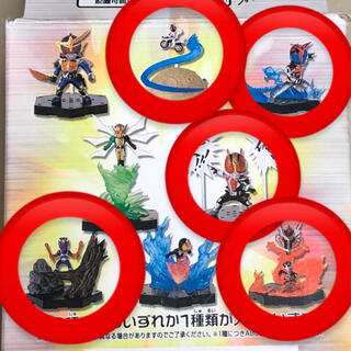 BANPRESTO -  一番くじ 仮面ライダー コレクトプレイフィギュア セット