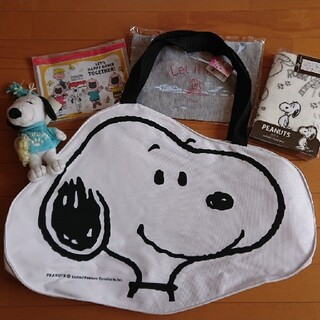 SNOOPY - SNOOPY  スヌーピーグッズ  5点セット
