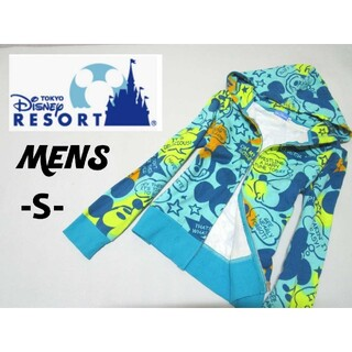 Disney - メンズS◇TOKYO DISNEY RESORT◇ミッキーパーカー