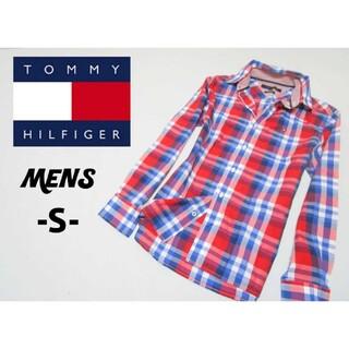 TOMMY HILFIGER - メンズS◇TOMMY HILFIGER◇ボタンダウンシャツ