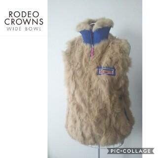 ロデオクラウンズ(RODEO CROWNS)の【ロデオクラウンズ】ベスト(ベスト/ジレ)
