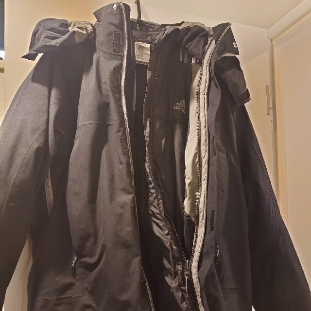 adidas(アディダス)の希少 サンプル品 adidas ゴアテックス アウトドア ウェア  メンズのジャケット/アウター(マウンテンパーカー)の商品写真
