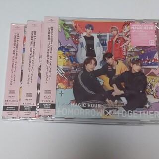 TOMORROW×TOGETHER MAGIC HOUR 5形態 CD(K-POP/アジア)