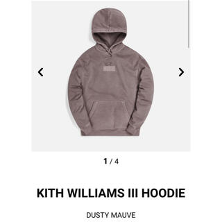 kith Monday Program Williams Ⅲ foodie(パーカー)