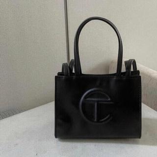 telfar small black Bag