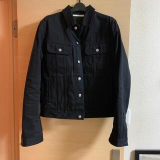 アクネ(ACNE)のacne studios デニムジャケット 新品 Mサイズ(Gジャン/デニムジャケット)