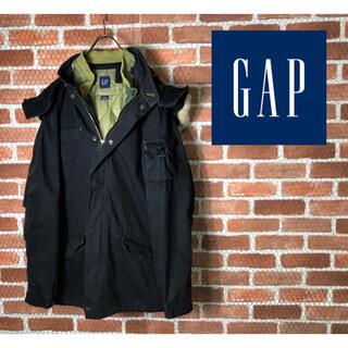 アヴィレックス(AVIREX)の【希少・90s】OLD GAP オールドギャップ フルセット 2wayジャケット(ミリタリージャケット)
