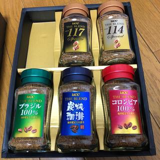 ユーシーシー(UCC)のUCC コーヒー 5瓶セット(コーヒー)