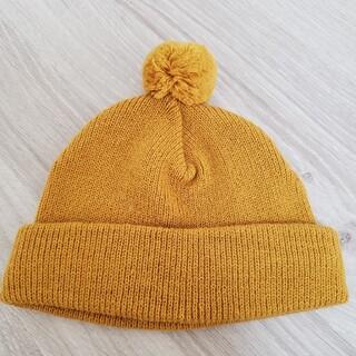 ベビー ニット帽 50-54
