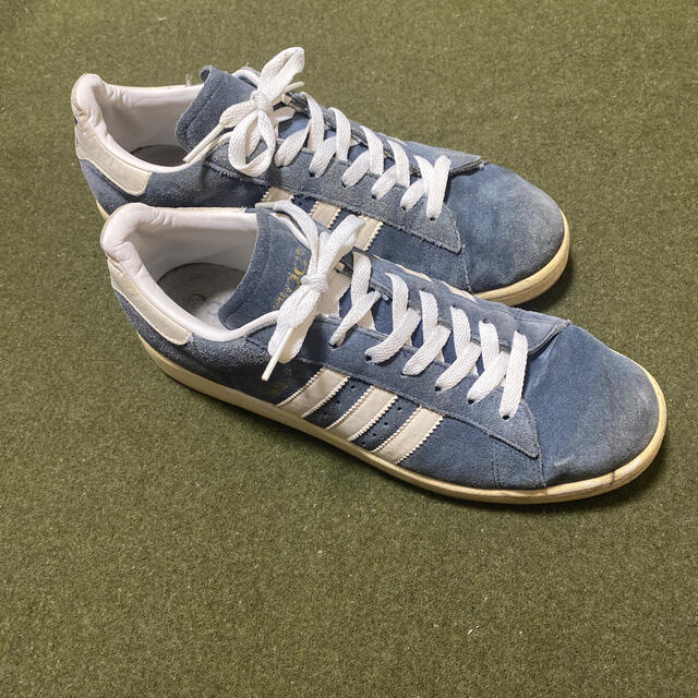 adidas(アディダス)のadidas campus アディダス キャンパス 古着 メンズの靴/シューズ(スニーカー)の商品写真