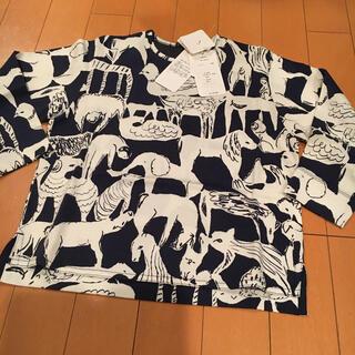mina perhonen - 新品タグ付き★ミナペルホネン★Tシャツ★110