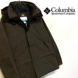 Columbia - 新品同様 Columbia ダウンライナー付き マウンテンパーカー オムニヒート