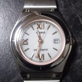 カシオ(CASIO)の正常動作 カシオ 5気圧防水 ソーラー電波  LWQ-10(腕時計)