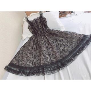 Wacoal - WACOAL Dia ワコールディア 黒 ワンピース ドレス