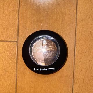 MAC - 本日限定お値下げ💗【美品】MACミネラライズ アイシャドウ ブロンズ アセッツ