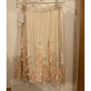 Rose Tiara - 未使用タグ付ローズティアラ大きいサイズ42スカート