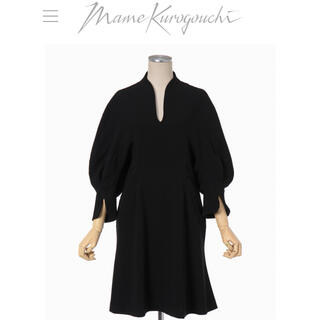 mame - 新品タグ付き★20AW mame Volume Sleeve Dress
