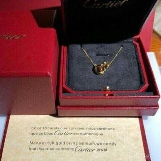 Cartier - カルティエ ベビーラブネックレス イエローゴールド