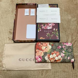 Gucci - GUCCI 長財布 GGブルームス