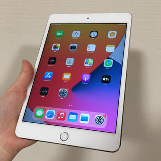 iPad - iPad mini4 16GB WiFiモデル ゴールド