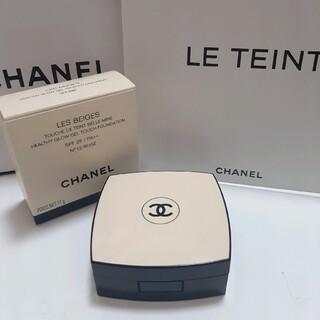 シャネル(CHANEL)のほぼ未使用)レ ベージュ トゥシュ ドゥ タン ベル ミン  N°12 ロゼ(ファンデーション)