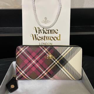 Vivienne Westwood - ★VivienneWestwood ヴィヴィアンウエストウッド長財布 チェック柄