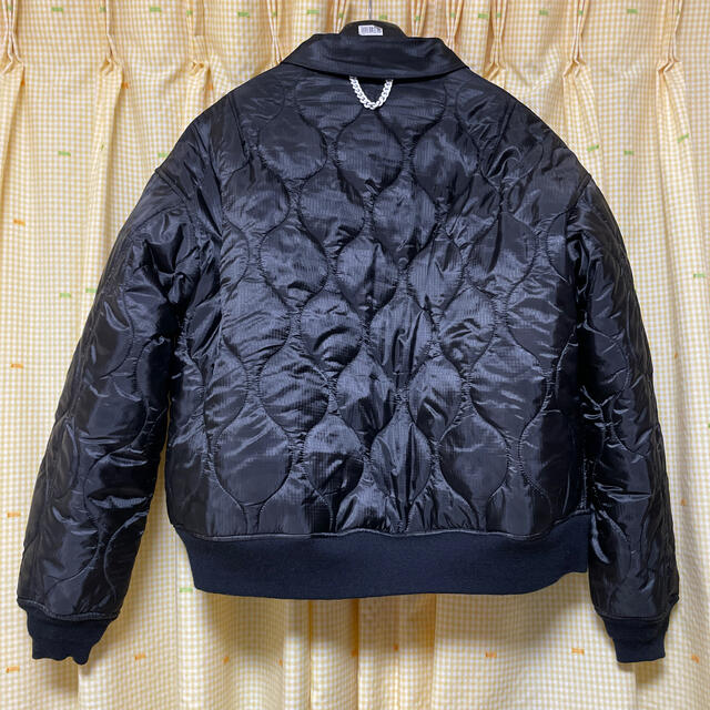 ttt_msw パッチワークリバーシブルブルゾン メンズのジャケット/アウター(ブルゾン)の商品写真