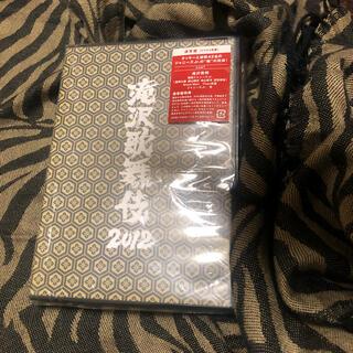 ジャニーズ(Johnny's)の滝沢歌舞伎2012 通常盤 DVD3枚組(アイドル)