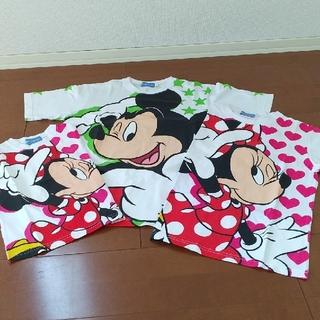 ディズニー(Disney)のディズニー Tシャツ 2枚セット(Tシャツ/カットソー)